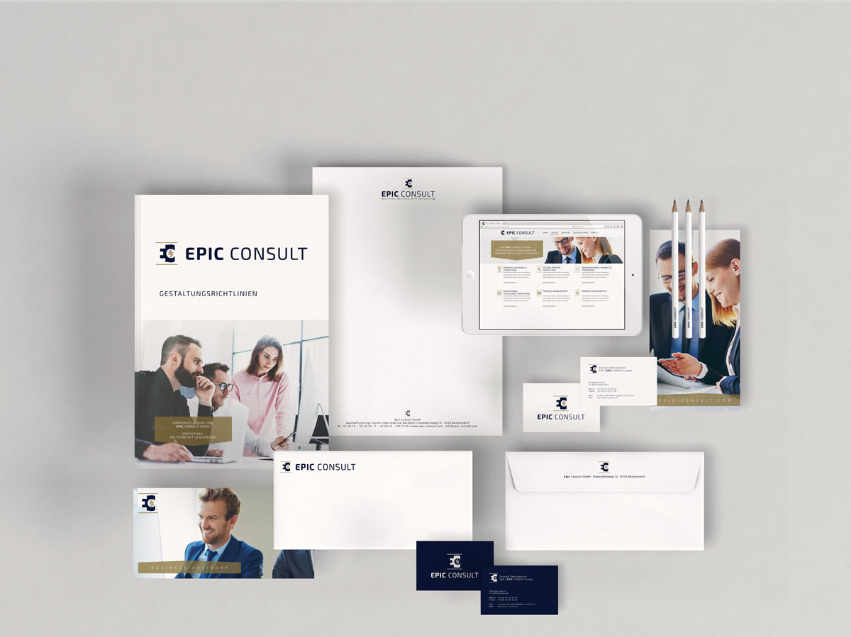 Epic Consult GmbH - Business Advisory & IT Consulting