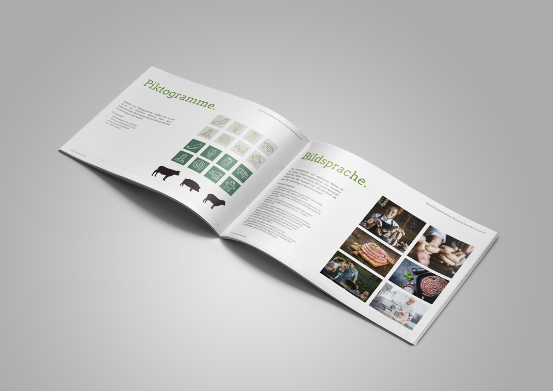 Zentralverband Naturdarm e.V. - Corporate Design